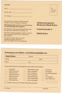 Stratmann-Elektroschrott